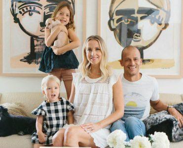Inside Celebrity Homes: Swimsuit Designer Marysia Reeves LA Home