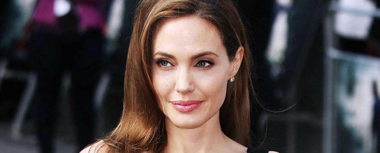 Celebrity News: Angelina Jolie's New Hidden Hills Mansion