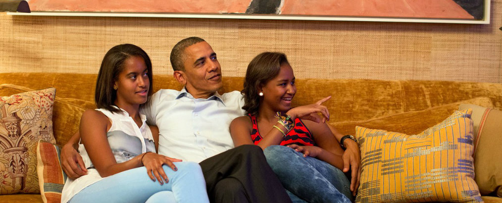 inside white house Obama Family: Inside White House Private Living Areas 1