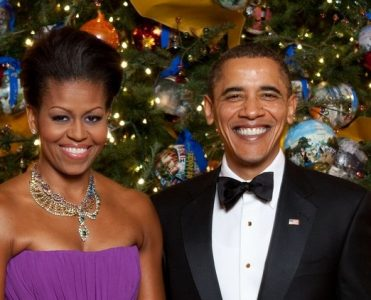 Celebrity Homes: White House Christmas Decorations You Need to See