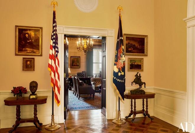 Treaty Room Of The White House