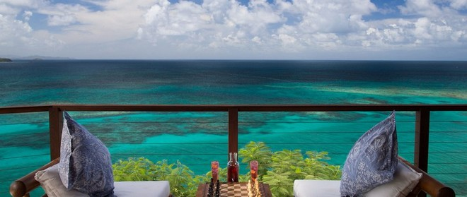 Celebrity News: Obama's Family Vacations on British Virgin Islands