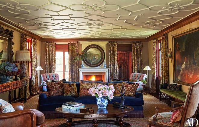 Inside Celebrity Homes Tommy Hilfiger S Connecticut