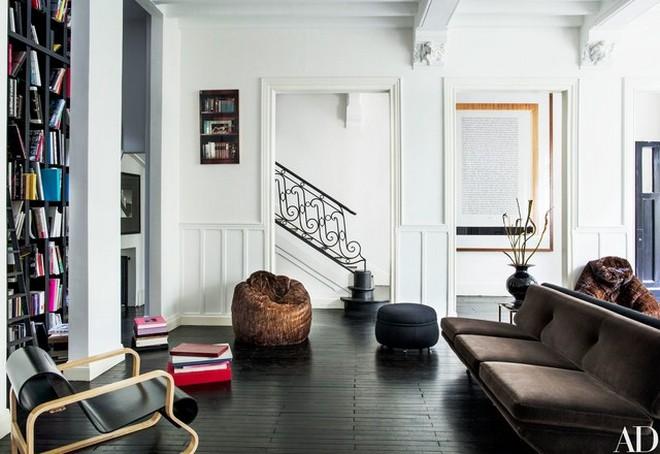 Franca Sozzani The Home Where Italian Vogue Editor Franca Sozzani Lived in Paris The Home Where Italian Vogue Editor Franca Sozzani Lived in Paris 9
