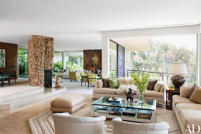 Celebrity Homes Celebrity Homes: Steven Meisel's Midcentury Residence in LA Celebrity Homes Steven Meisels Midcentury Residence in LA 2