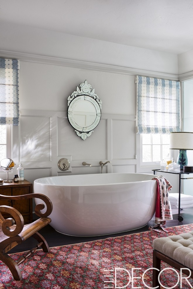 Inside Celebrity Homes Inside Celebrity Homes: Minnie Driver Hollywood Hills Ranch House Inside Celebrity Homes Minnie Driver Hollywood Hills Ranch House 2