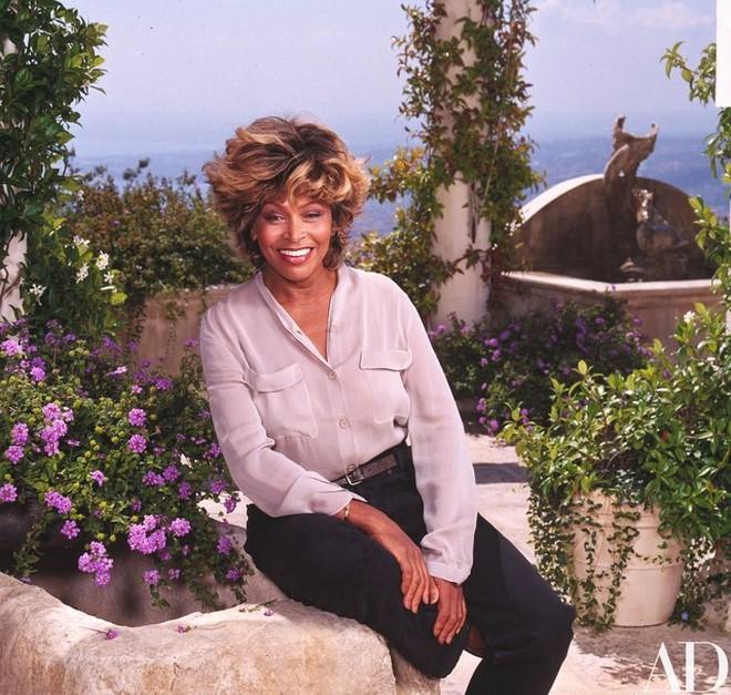 Inside Celebrity Homes Inside Celebrity Homes: Tina Turner French Villa Inside Celebrity Homes Tina Turner French Villa 3