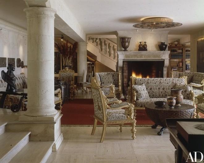 Inside Celebrity Homes Inside Celebrity Homes: Tina Turner French Villa Inside Celebrity Homes Tina Turner French Villa 4