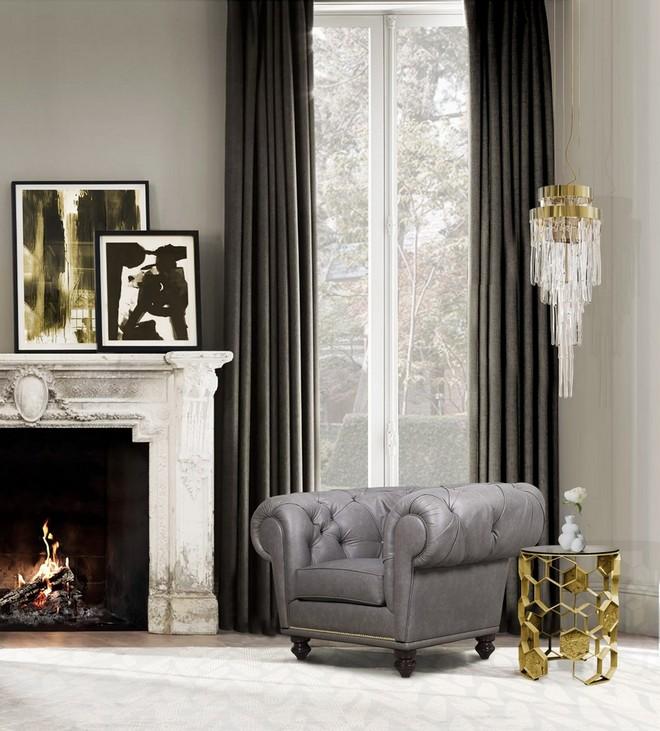 Celebrity Homes Celebrity Homes: 50 Celebrity Inspired Living Rooms BL Living Room mar17