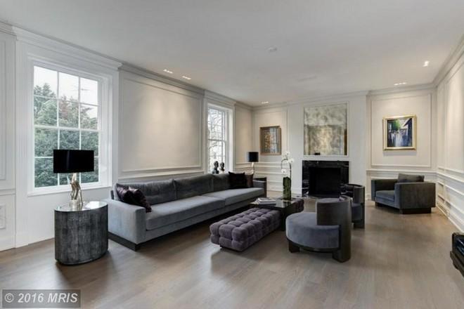Celebrity Homes Celebrity Homes: Ivanka Trump Rent a Mansion in Washington DC Celebrity Homes Ivanka Trump Rent a Mansion in Washington DC 7