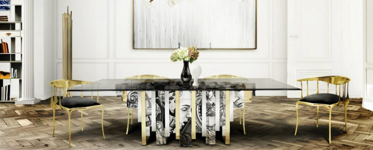 Tips to Create a Celebrity Style Dining Room celebrity style dining Tips to Create a Celebrity Style Dining Room Tips to Create a Celebrity Style Dining Room 743x300