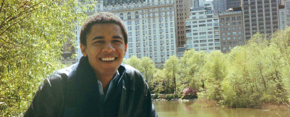 Celebrity Homes Barack Obama Lived in This NYC Apartment