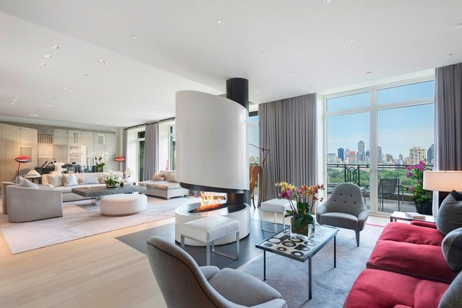 Celebrity News: Buy Sting and Trudie Styler New York City Penthouse
