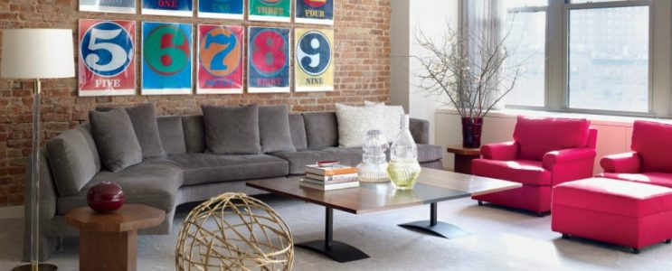 Inside the Most Amazing Actors' Living Rooms