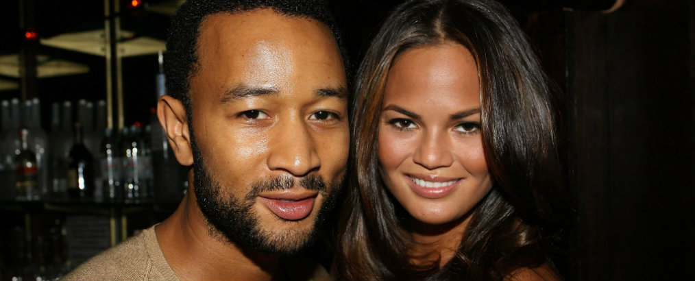 Celebrity Homes John Legend and Chrissy Teigen's New York City Home