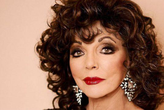 Celebrity News: Buy Joan Collins $4.5 million Hollywood Condo