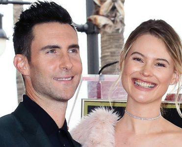 Celebrity News Adam Levine and Behati Prinsloo Los Angeles Home