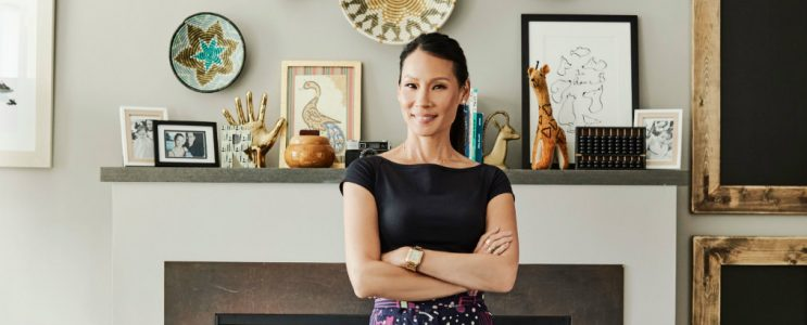 Peek Inside Lucy Liu's Stylish Kids Playroom