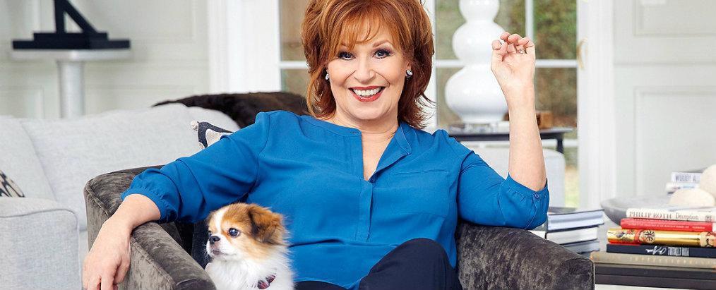 Celebrity Homes Step Inside Joy Behar New Condo in NYC (1)