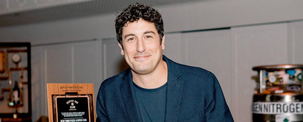 Celebrity News Jason Biggs Home is a Tribeca Loft