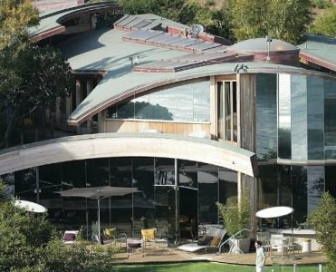 10 Most Expensive Celebrity Homes Homes Part I 1