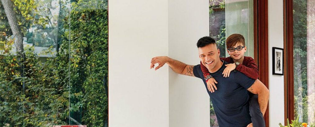 Step Inside Ricky Martin and Jwan Yosef House with AD (1)
