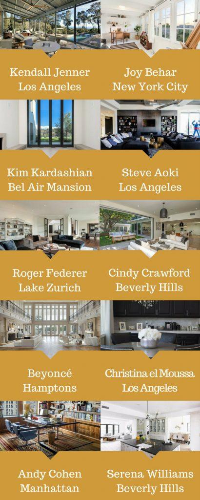 2018 Guide for Celebrity Homes (3) 2018 celebrity homes guide 2018 Celebrity Homes Guide 2018 Guide for Celebrity Homes 3
