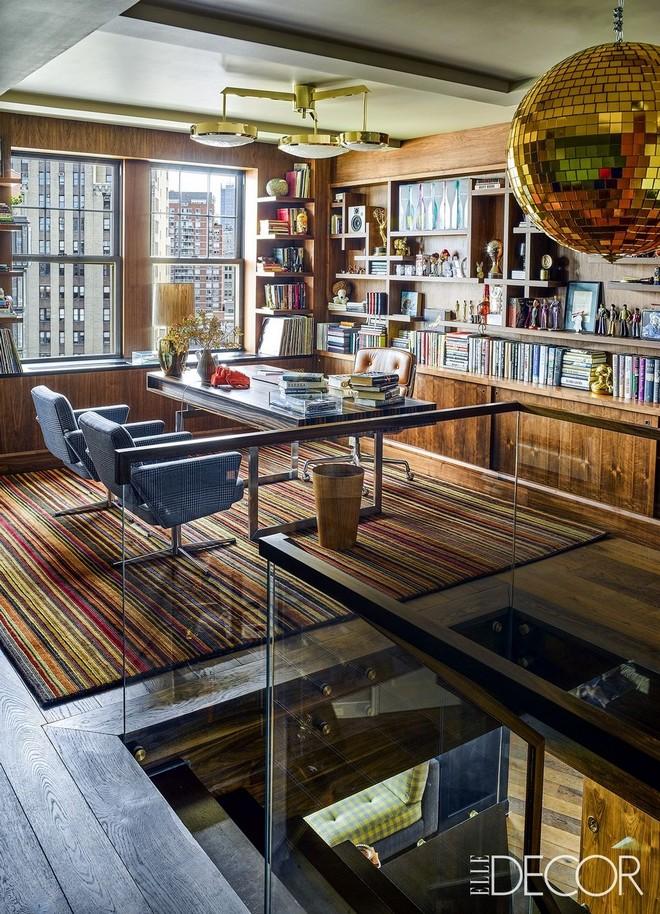 2018 celebrity homes guide 2018 Celebrity Homes Guide 25 Andy Cohens Manhattan Duplex Renovated by Eric Hughes Design 1 1