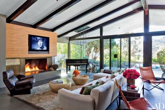 2018 celebrity homes guide 2018 Celebrity Homes Guide 7 john legend chrissy teigen california home 8 1