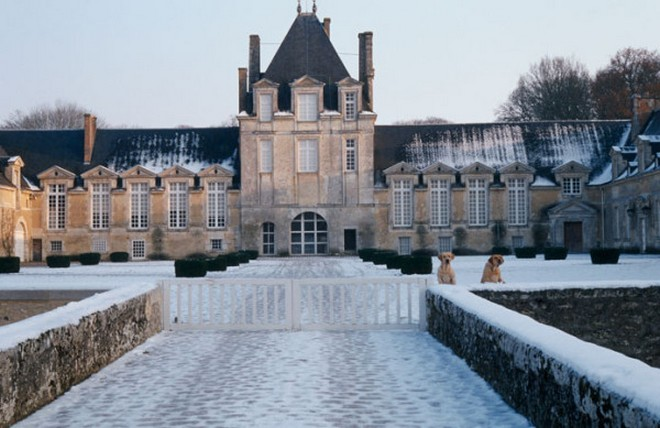 Hubert de Givenchy Château du Jonchet or the House of Hubert de Givenchy Ch  teau du Jonchet or the House of Hubert de Givenchy 12
