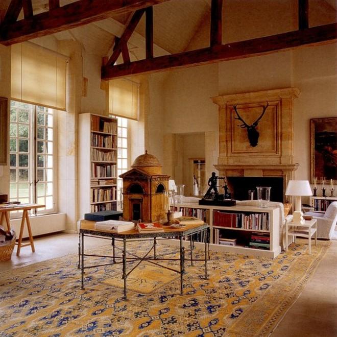 Hubert de Givenchy Château du Jonchet or the House of Hubert de Givenchy Ch  teau du Jonchet or the House of Hubert de Givenchy 14