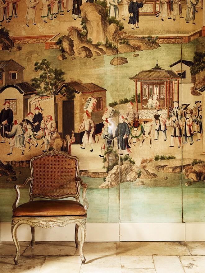 Hubert de Givenchy Château du Jonchet or the House of Hubert de Givenchy Ch  teau du Jonchet or the House of Hubert de Givenchy 5