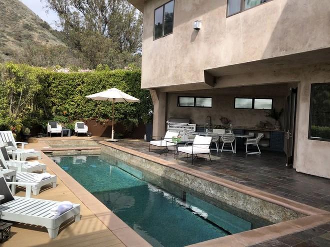 Eva Longoria Live in Eva Longoria's Mediterranean Hollywood Hills Mansion Live in Eva Longorias Mediterranean Hollywood Hills Mansion 1