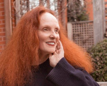 Grace , Grace Coddington Cottage, East Hampton, Didier Malige, George Sherlock, celebrity homes, celebrity news Grace Coddington Grace Coddington Cottage in East Hampton Grace Coddington Cottage in East Hampton 371x300