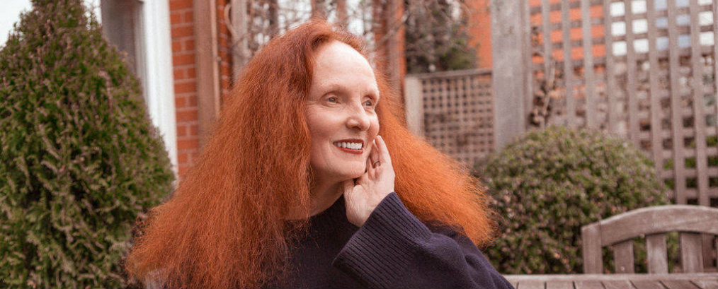 Grace , Grace Coddington Cottage, East Hampton, Didier Malige, George Sherlock, celebrity homes, celebrity news Grace Coddington Grace Coddington Cottage in East Hampton Grace Coddington Cottage in East Hampton