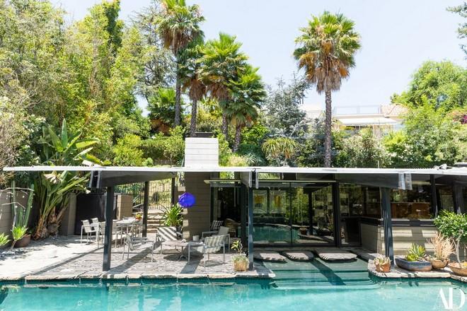 Dave Macklovitch Dave Macklovitch's Midcentury House in LA Dave Macklovitchs Midcentury House in LA 6