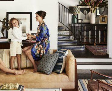 Alessandra Ambrosio's Home in Southern California