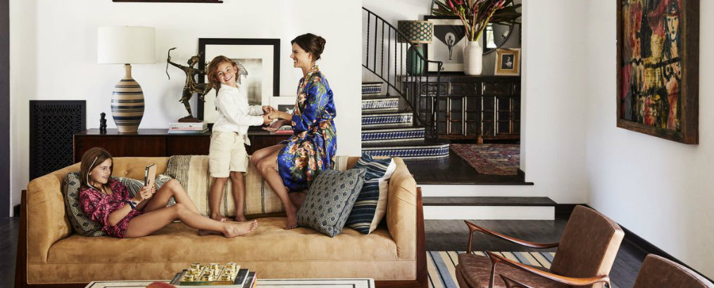 Alessandra Ambrosio's Home in Southern California Alessandra Ambrosios Home in Southern California