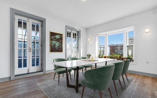 Björk's Apartment House in Brooklyn Björk's Apartment House in Brooklyn Bj  rk Seeks Brooklyn Penthouse 3