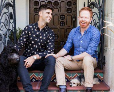 Jesse Tyler Ferguson and Justin Mikita's Los Feliz Home