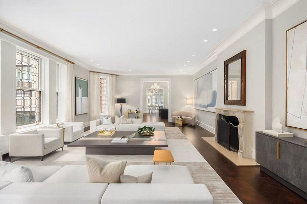 Michael Jackson's Former NYC Mansion has a New Owner (2) michael jackson Michael Jackson's Former NYC Mansion has a New Owner Michael Jacksons Former NYC Mansion has a New Owner 5