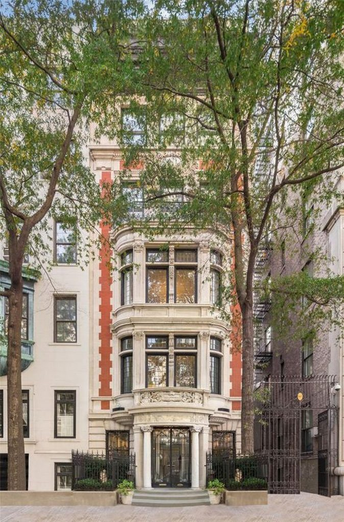 Michael Jackson's Former NYC Mansion has a New Owner (2) michael jackson Michael Jackson's Former NYC Mansion has a New Owner Michael Jacksons Former NYC Mansion has a New Owner 6