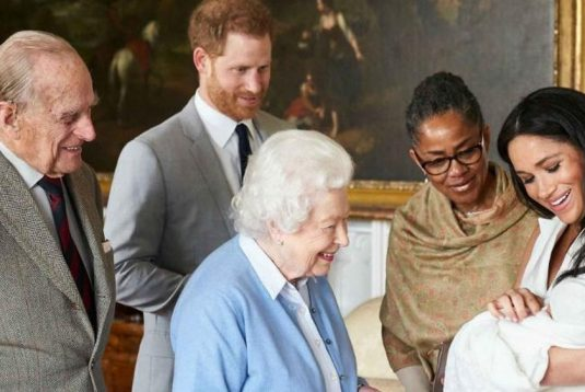 Get to Know Prince Harry and Meghan Markle's Baby