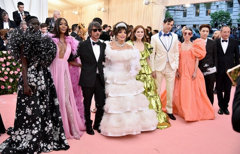 Best of camp-themed Met Gala 2019 gettyimages 1147445465