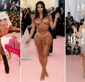 Best of camp-themed Met Gala 2019  Best of camp-themed Met Gala 2019 vip pt 38981 noticia met gala 2019 os looks e extravagancias dos candelabros perucas de missangas 169x164