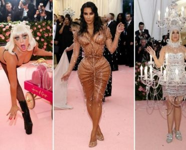 Best of camp-themed Met Gala 2019  Best of camp-themed Met Gala 2019 vip pt 38981 noticia met gala 2019 os looks e extravagancias dos candelabros perucas de missangas 371x300