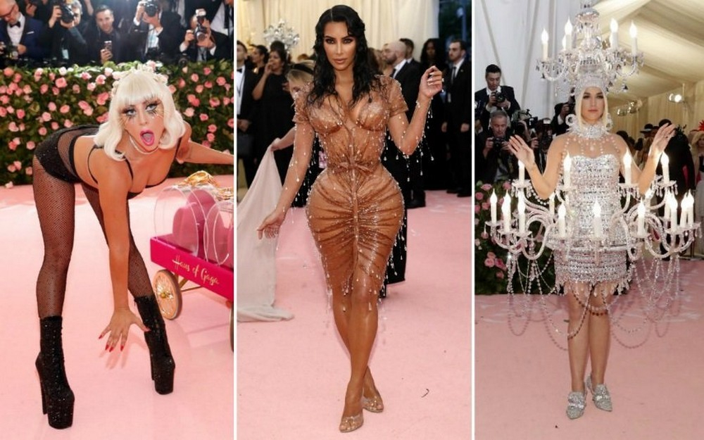 Best of camp-themed Met Gala 2019 vip pt 38981 noticia met gala 2019 os looks e extravagancias dos candelabros perucas de missangas