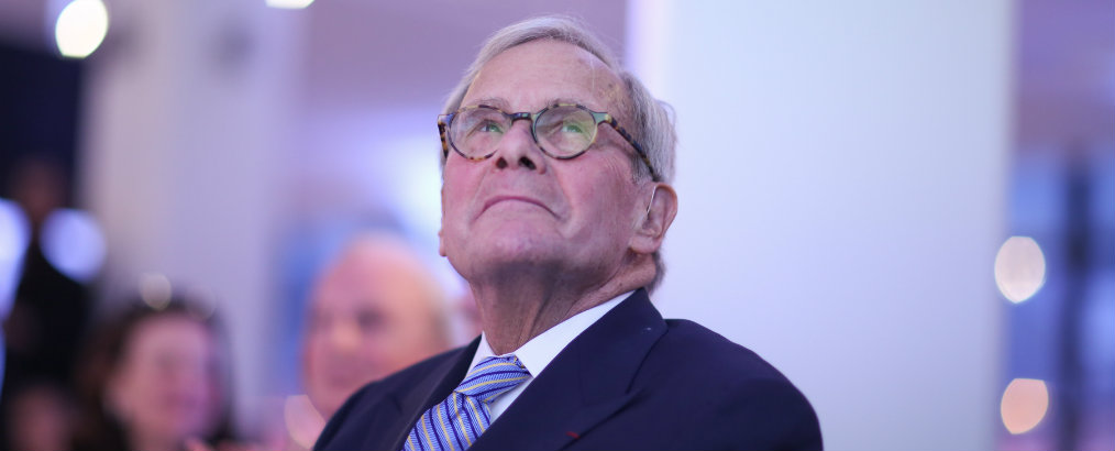 Tom Brokaw Tom Brokaw Country Estate in Westchester County Tom Brokaw Country Estate in Westchester County