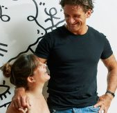 Casey Neistat and Candice Pool Creative House