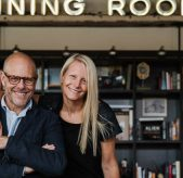 How Alton Brown and Elizabeth Ingram's Georgia Apartment